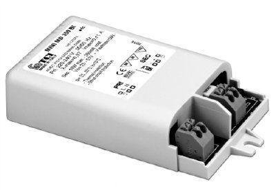 Драйвер 127035 MINI MD 700 BI диммируемый IGBT-TRIAC (при помощи обычного диммера) 700mA, 16-28V, 8-20W, для LED источников света (светодиодных светильников). TCI, Италия.
