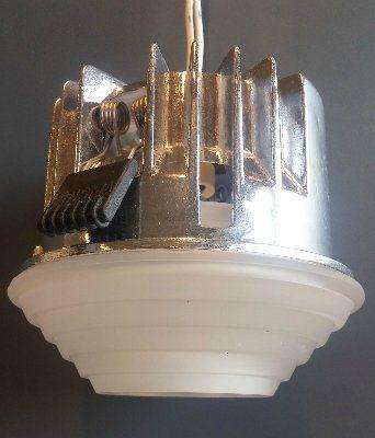 Светильник встраеваемый 006080 COSMO ADF MAT. PRISMA, Италия.