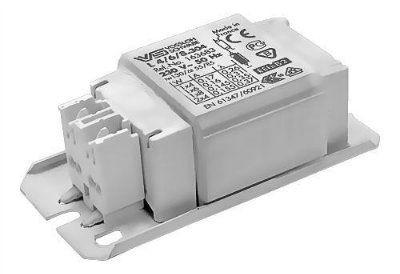 Электромагнитный ПРА ( ЭмПРА / дроссель / балласт) L 4/6/8.265 534142 для люминесцентных ламп T5 1*4W,1*6W,1*8W, 2*4W, 220V, VOSSLOH-SCHWABE