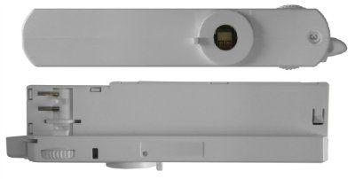 Драйвер (блок питания) 127476 GA-017 универсальный 15-25W/500-650mA, с установкой на трек, цвет черный для LED (светодиодных) светильников. TCI, Италия.
