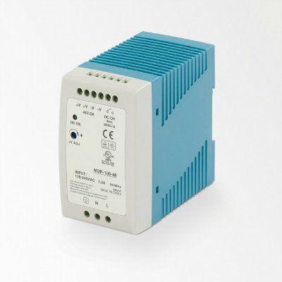 Драйвер 300 89 48 100 LED POWER SUPPLY 48V-DC / 100W DIN. DELTA LIGHT
