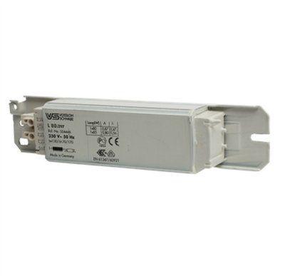 Электромагнитный ПРА ( ЭмПРА / дроссель / балласт) L 80.397 554446 для люминесцентных ламп 80/85W. Vossloh-Schwabe, Германия.