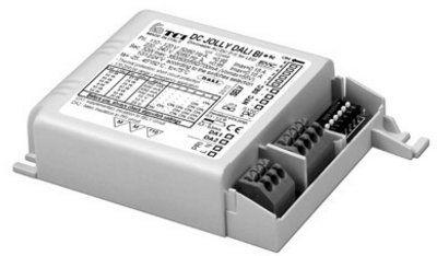 Драйвер (блок питания) 123458 DC JOLLY DALI BI универсальный, 0-32W, 250-700mA, 0-10W/12V диммируемый по DALI для LED источников света (светодиодных светильников). TCI, Италия.