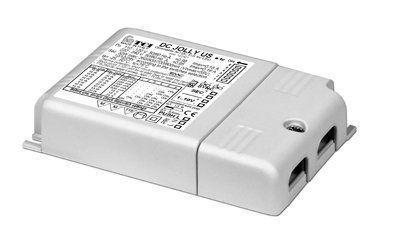 Драйвер (блок питания) 125421 DC JOLLY US 1-10V & PUSH универсальный 1-32W, 250-900mA, 11W/12V, 20W/24V, диммируемый по 1-10V или PUSH для LED источников света (светодиодных светильников), обновление 122421 DC JOLLY US, 122422 DC JOLLY HV, 122304 DC J