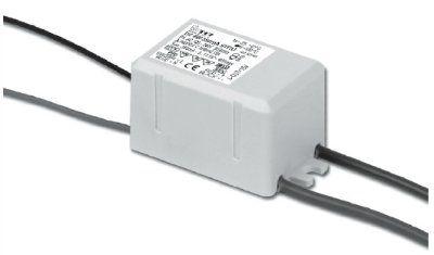 Драйвер (блок питания) 122142 DC 3W 250mA STF/U для LED источников света (светодиодных светильников). TCI, Италия.