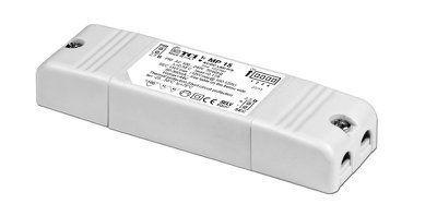 Драйвер (блок питания) 122360 MP 15, универсальный 0-15W, 60-360mA для LED источников света (светодиодных светильников). TCI, Италия.