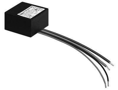 Драйвер (блок питания) 122802 DC 6W 500mA STMP/U IP54 для LED источников света (светодиодных светильников) вых. ток 500mA, нагрузка 0 - 6W. TCI, Италия.