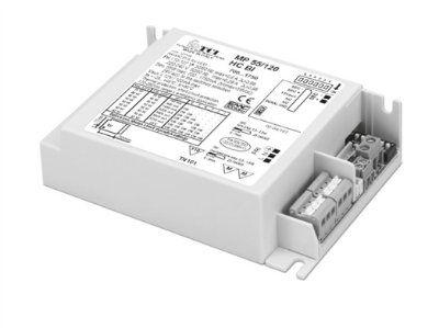 Драйвер (блок питания) 127156 MP 55/120 HC BI универсальный 700mA -1,75A, 1,4-55W для LED источников света (светодиодных светильников). TCI, Италия.