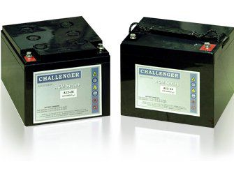 гелевые аккумуляторы Сhallenger, G12-200