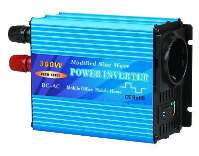Инвертор 12V модифицированный синус, 300W