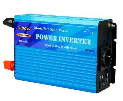 Инвертор 12V модифицированный синус, 1000W