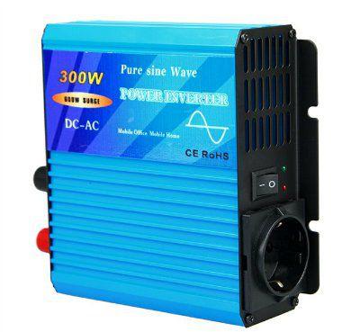 Инвертор 12V чистый синус, 300W