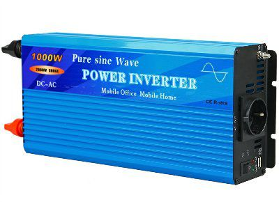 Инвертор 12V чистый синус, 1000W