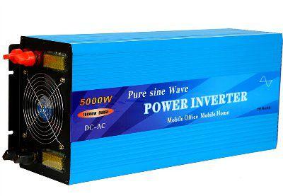 Инвертор 48V чистый синус, 5000W