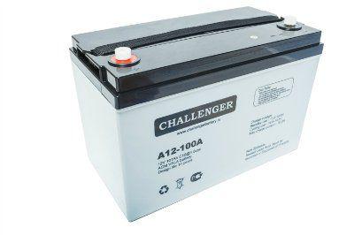 Аккумуляторная батарея A12-100A герметизированная необслуживаемая