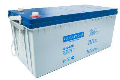 Аккумуляторная батарея G12-200 герметизированная необслуживаемая