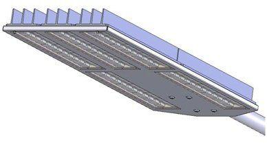 Магистральный светодиодный светильник LS-240-Магистраль (48100 лм, 440Вт, IP65)
