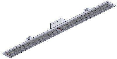 Светильник inox 236 аналог ARN-208L-40-IP67-Glass