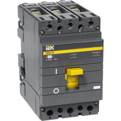 SVA30-3-0160 Автоматический выключатель ВА88-35 3Р 160А 35кА ИЭК