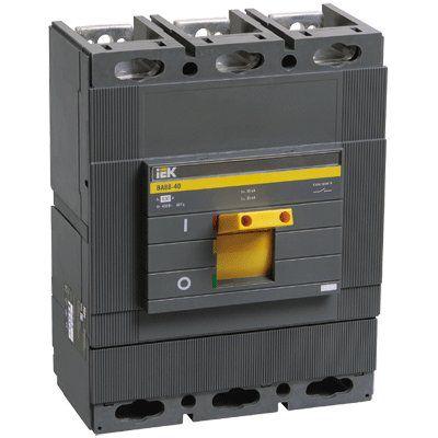 SVA50-3-0630 Автоматический выключатель ВА88-40 3Р 630А 35кА ИЭК