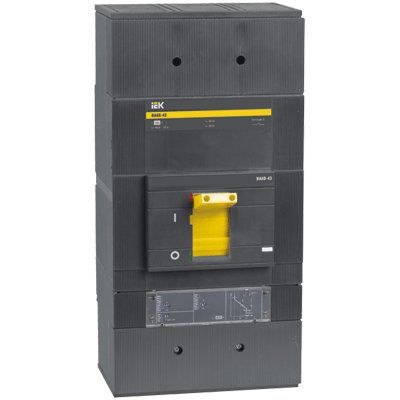 SVA60-3-1250 Автоматический выключатель ВА88-43 3Р 1250А 50кА ИЭК