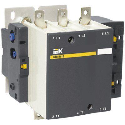 KKT50-150-230-10 Контактор КТИ-5150 150А 230В/АС3 ИЭК