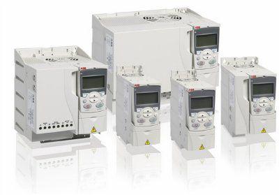 Устр-во автомат. регулирования ACS310-03E-48A4-4, 22 кВт, 380 В, 3 фазы, IP20, без панели управления