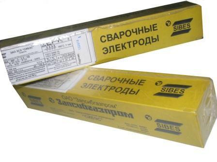 сварочный электрод для наплавки на спец.высоколегированную сталь д.4,0 мм