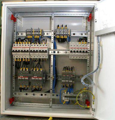 Щит автоматического ввода резерва АВР 2 ввода 63А/380В IP43