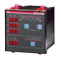 Прибор измерительный универсальный (мультиметр) DMTME-96 96х96мм 2CSG133030R4022