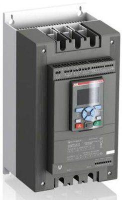 Софтстартер PSTX37-600-70 18,5кВт 400В 37A (30кВт 400В 64A внутри треугольника) с функцией защиты двигателя