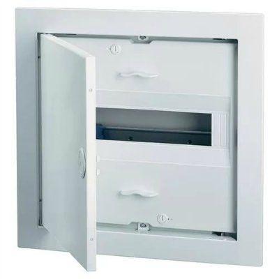 Шкаф для скрытой установки 1ряд 12(14)мод. UK510S 335х350х95 IP31