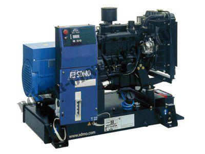 Дизельная электростанция SDMO T22K / J22K