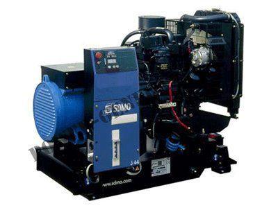 Дизельная электростанция SDMO T44K \ J44K