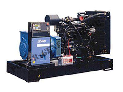 Дизельная электростанция SDMO J110K