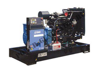 Дизельная электростанция SDMO J130K