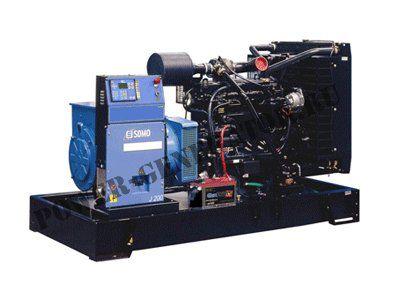 Дизельная электростанция SDMO J200K