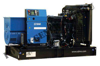 Дизельная электростанция SDMO V220C2