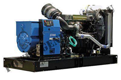 Дизельная электростанция SDMO V440C2