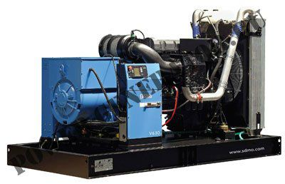 Дизельная электростанция SDMO V630C2