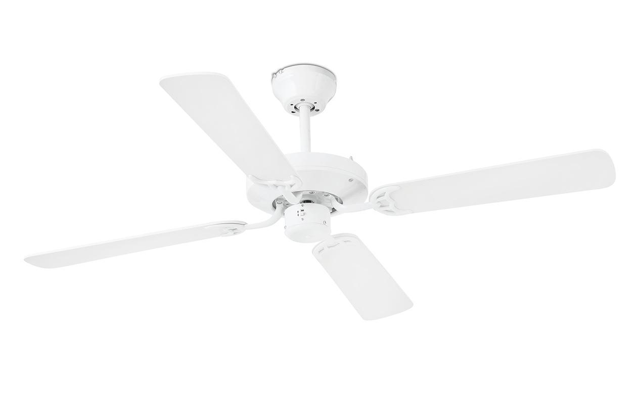 Потолочный вентилятор Yakarta White