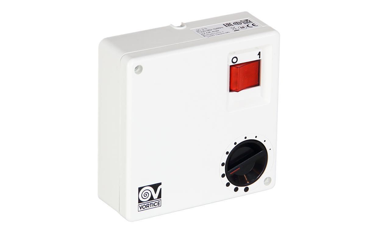 Плавный регулятор скорости вентилятора C 2.5