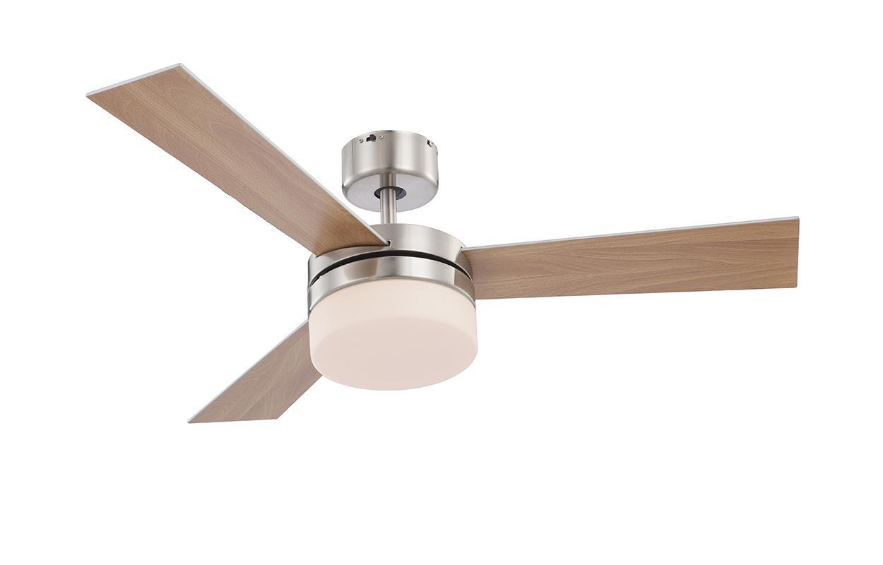 Люстра - вентилятор (потолочный вентилятор со светильником) Globo Alana 0333