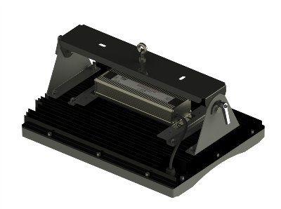 Промышленный подвесной светодиодный прожектор Xlight - XLD-FL54-WHS-220-YYY-03