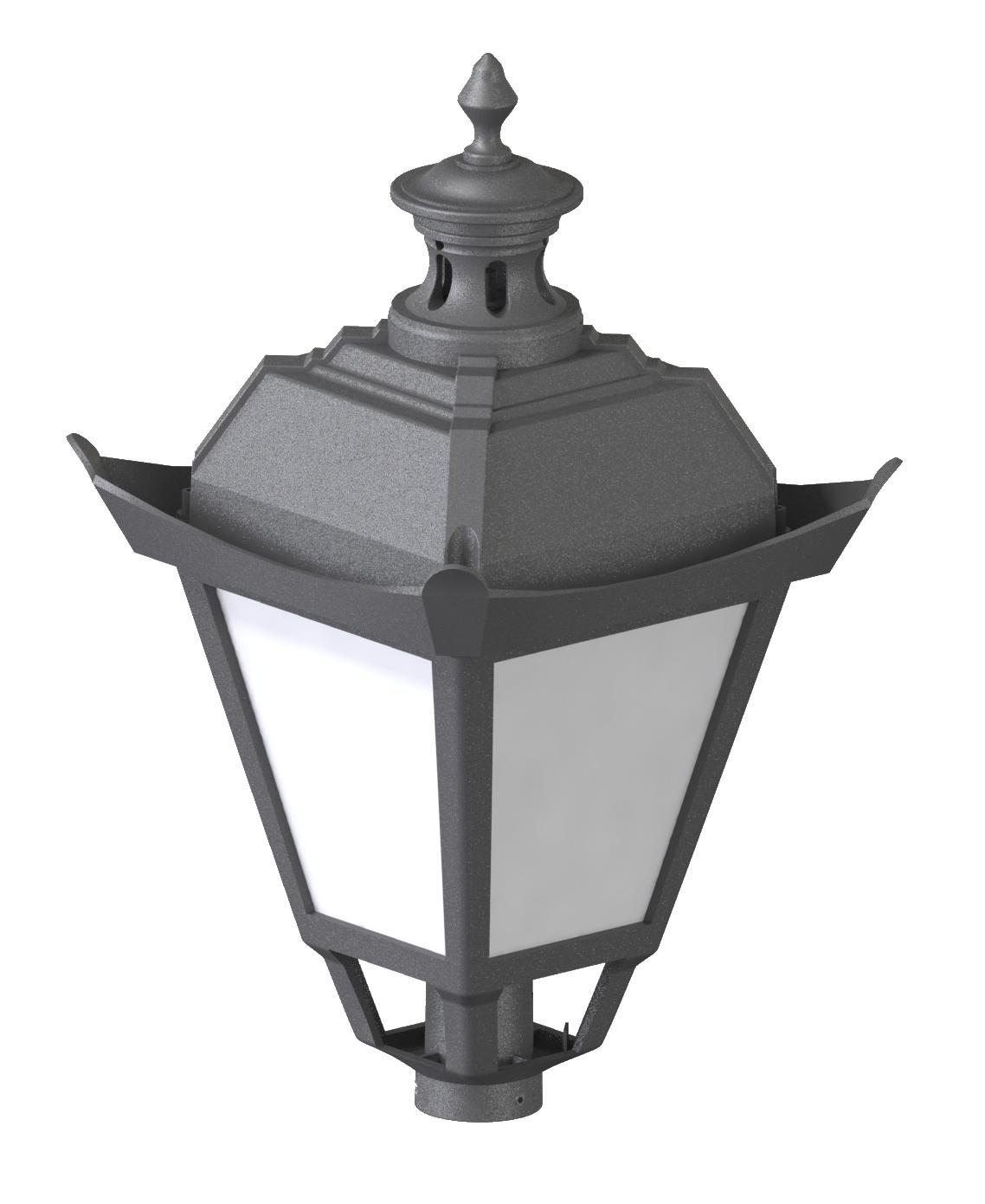 Парковый светильник Xlight - XLD-PL40P