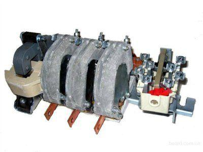Контактор серии КТ 6013, 100А, (110,220,380В)