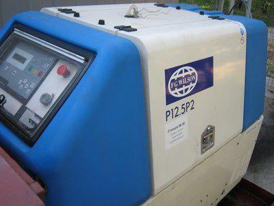 FG Wilson Дизельный генератор FG Wilson P12,5 P2 б/у
