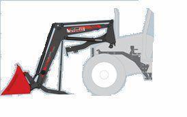Навесное погрузочное оборудование Hydrac EC 2100