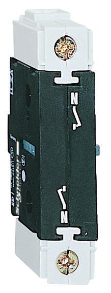 Модуль нейтрали выкл.-разъед. 12-40 А