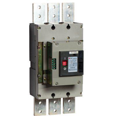 Автоматический выключатель ВА-99М 1600А 3P 35кА с электроприводом EKF Basic